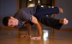 Level II Workshop: Inversions and Advanced Mobility