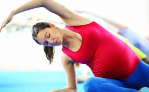 Prenatal Yoga w/ Patti – 4 Week Series